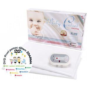 Babysense Monitor Baby control digital 210 + 2 senzorové podložky