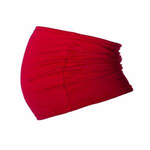 Nell Těhotenský pás - Červený Varianta: L/XL