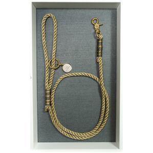 Lux Homies Gold Coast - Vodítko s rukojetí Délka: 1,3 m, Průměr lana: 8 mm