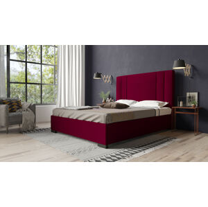 Eka Čalouněná postel Berry 160x200 cm