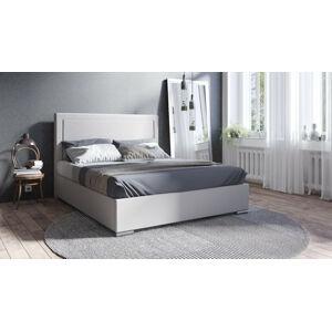 Eka Čalouněná postel Soft 90x200 cm