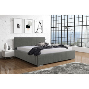 Eka Čalouněná postel Shadow 90x200 cm