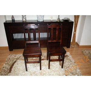 Dede Židle z masivu Janek - ořech