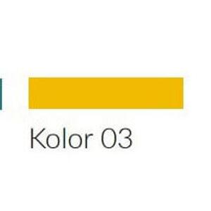Závěsná skříňka Robin Barva rukojetí: Žlutá 03