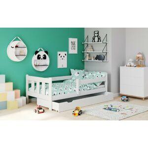 Dětská postel Irina 160/80 bílá - 2. JAKOST