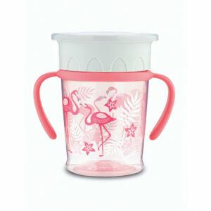 Canpol babies Hrníček 360 Jungle růžový