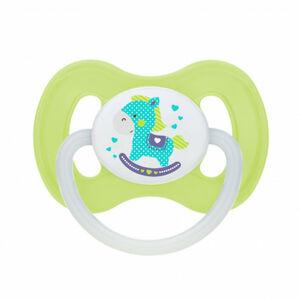 A - Canpol babies dudlík silikonový symetrický 0-6 m TOYS