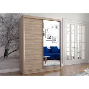 IDZ Šatní skříň Neomi 05 (150 cm) Barva dřeva: Sonoma