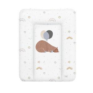 Magat Přebalovací podložka měkká  50 x 70 cm - medvídek s balónky