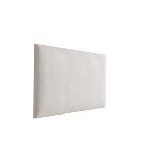 Eka Čalouněný panel Trinity 40 x 30 cm - Krémová bílá 2301
