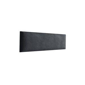Eka Čalouněný panel Trinity 60 x 15 cm - Černá 2316