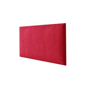 Eka Čalouněný panel Trinity 60 x 30 cm - Červená 2309